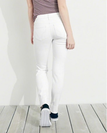 VINTAGE STRETCH LOW-RISE SUPER SKINNY JEANS