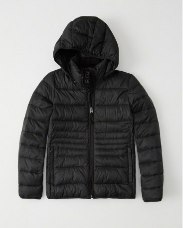 PACKABLE DOWN PUFFER